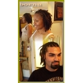 For thinning or balding dreadlocks