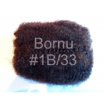 Afro Kinky Human Hair - 100% locking weaving hair bulk