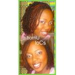 Bornu Locs -  Designer Dreads