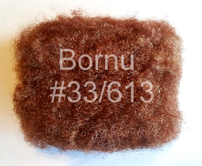 33 613 afro locking human hair bornu loc extensions